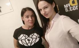 Анна Малкова (стилист) на DFM Томск