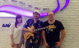 Joander Santos на радио JAZZ Томск