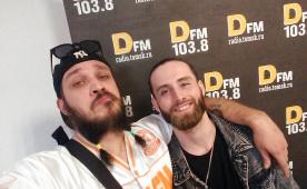 DJ G`SUS на DFM Томск