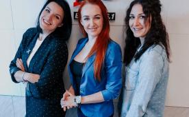 Светлана Шереметьева (Квест Апокалипсис ) в гостях у Радио ENERGY Томск