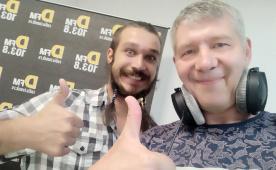 Денис Егоров (режиссер) на DFM Томск