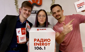 Виталий Вивчар на Радио ENERGY