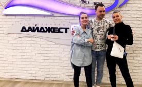 Chok на Хит FM Томск