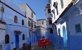 Марокко. Шефшауэн. Октябрь. 2017