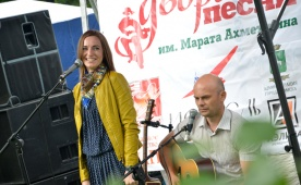 Конкурс Дворовой песни 2017. 1 тур