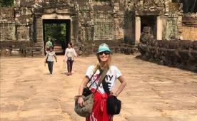 Камбоджа. Апрель. 2018