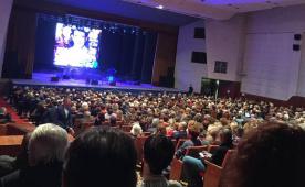 """Концерт """"Баллада о Высоцком"""" с Радио Искатель"""