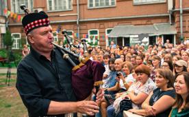 Шотландская вечеринка с Радио JAZZ